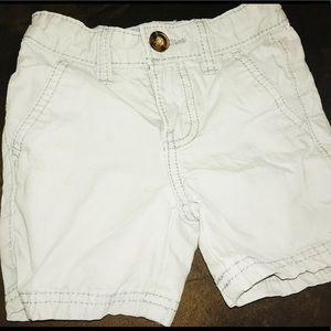 Carter's 24 Months Boy Khaki Shorts